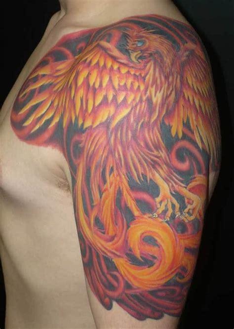 tattoo phoenix hours greensboro nc symbolic meanings of phoenix tattoos for men