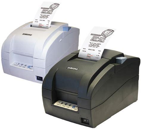 Harga Matrix Kitchen harga jual samsung bixolon srp 275cg auto cutter printer kasir
