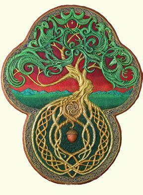 Tattoo Ideas Trees Art Celtic Design Trees Of Life Celtic Tree Of Pictures