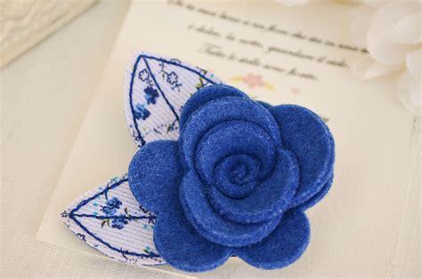 fiore in feltro d ali spilla fiore in feltro