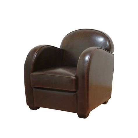 interior s fauteuil fauteuil club steed marron interior s