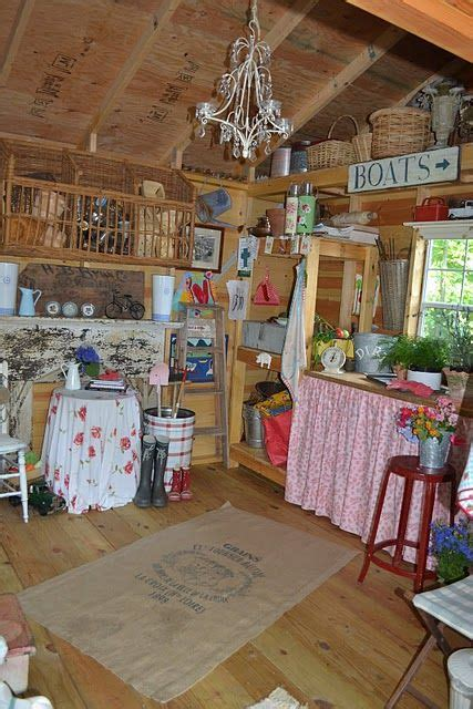 she shed interiors best 25 craft shed ideas on pinterest she shed interior