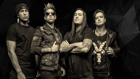 The Fate Official escape the fate release official lyric for quot broken quot bravewords