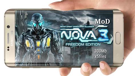 download game android nova 3 mod apk nova 3 freedom edition on android mod apk data action game