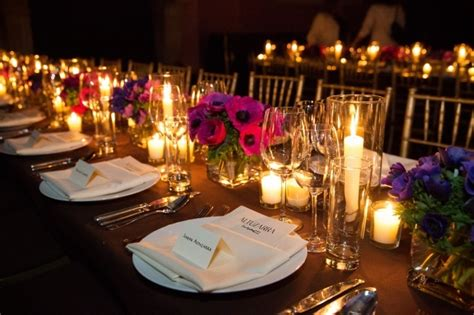 Backyard Wedding Party Ideas Love The Table Setting At Joseph Altuzarra S Dinner Party