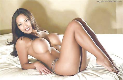 Sexy Busty Asian Model Maya Kai Big Tits Naked 71 Pics