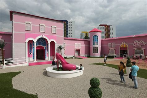dream house life europe s life sized barbie dreamhouse the border mail