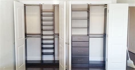 Coolest Closets by The Best Closet Company In Buckingham Closets For Less