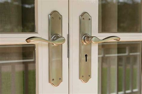 door knobs for french doors nice french door handles on design home external doors