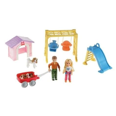 sopas fisher price loving family outdoor playset