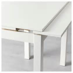 Ikea Dining Tables Extending Bjursta Extendable Table White 50 70 90x90 Cm Ikea