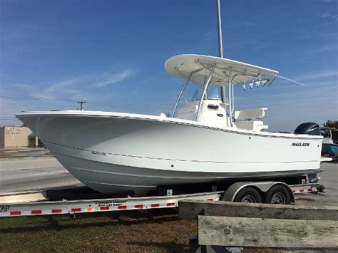used 23 ft regulator boats for sale regulator new and used boats for sale
