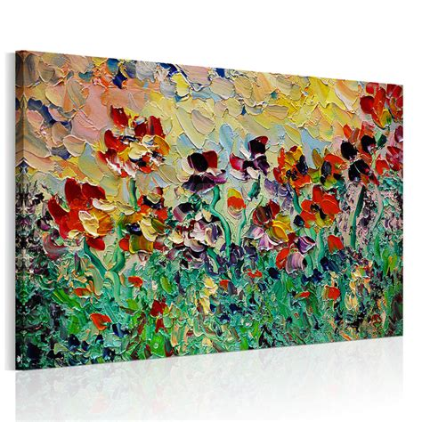 how to hang canvas art framed hd canvas print picture wall art painting abstract