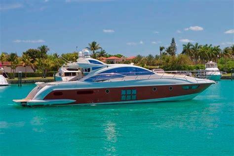 luxury boat rental miami beach luxury boat rentals miami beach fl azimut express
