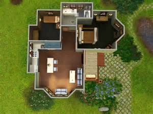 Small House Plans Sims 3 Mod The Sims Cobter Cottage