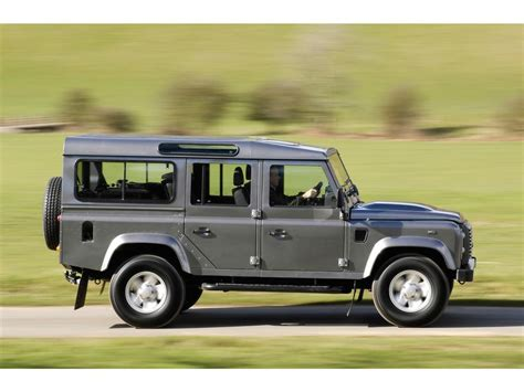 land rover defender svx 2008 land rover defender svx and information