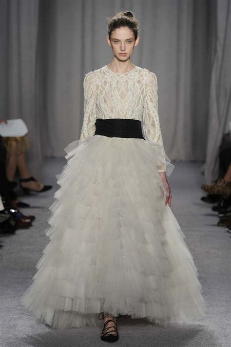Marchesa Fallwinter 2007 by Marchesa Fall Winter 2014 Ready To Wear Collection The