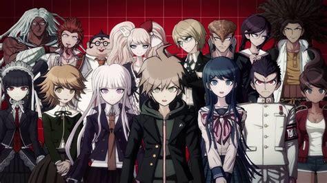 danganronpa anime season anime review danganronpa 3 end of s peak academy