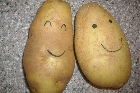 what is potato happy potato friends i took this for one of my best