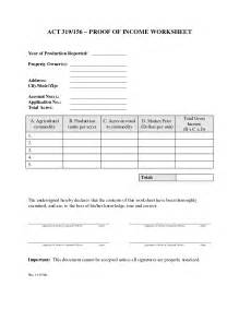 proof of income template best photos of printable proof of income letter free