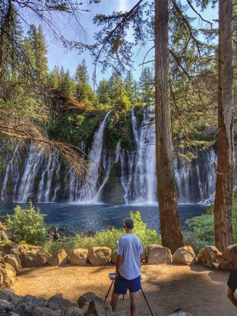 mcarthur burney falls memorial state park shasta county