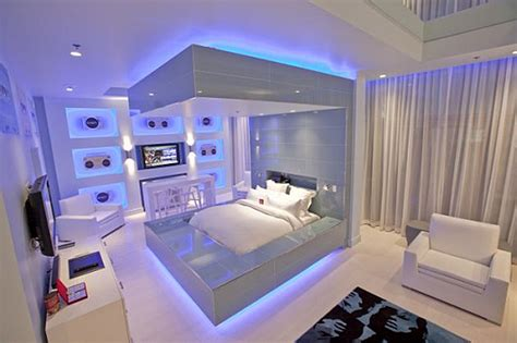 cool modern bedroom ideas modern hard rock hotel bedroom designs iroonie com