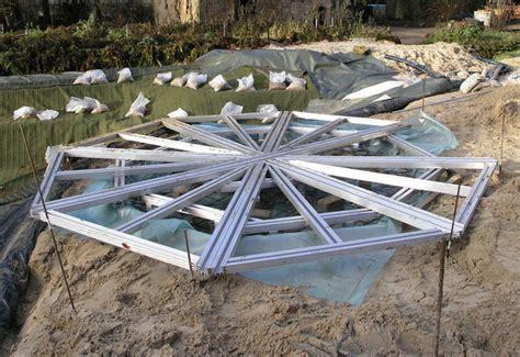 pavillon unterbau die konstruktion stege und br 252 cken am teich