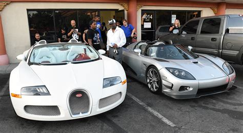 Floyd Mayweather Bugatti by Floyd Mayweather Jr Is Selling Two Of His Bugatti