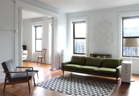 Livingroom Brooklyn Brooklyn Apartment Modern Living Room New York By