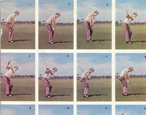 slicefixer swing 3jack golf blog johnny miller swing sequence down the