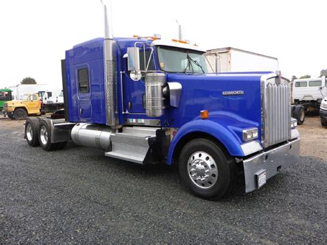 2014 Kenworth W900 For Sale 35 Used Trucks From 84 350