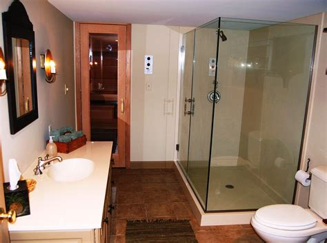 Small Basement Bathroom Ideas by Basement Bathroom Ideas Pressing Your Budget In Low Home