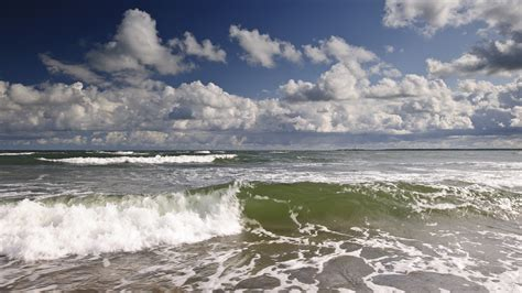 Ocean Full Hd Wallpaper And Background Image 1920x1080 Baltic Sea Wallpapers Hd Wallpapers Id 13262