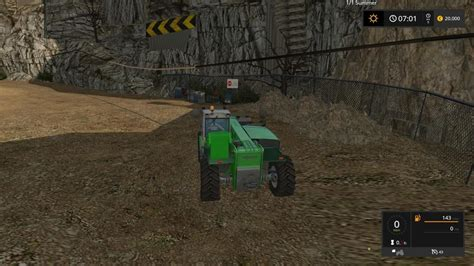 Miners Ls by Landsweiler Mining V 1 0 Ls17 Farming Simulator 2017 Mod