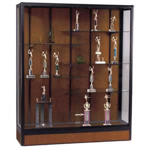 trophy cabinets for home glass display cabinet trophy cases