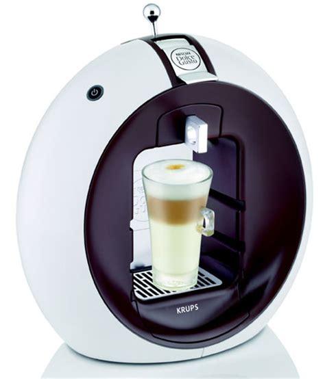 Dolce Gusto single serve coffee maker