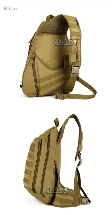 Luella Strappy Army Bag by Army Sling Bag Gear Pack Tactical One