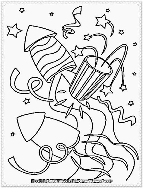 free printable coloring pages new years new years coloring pages free printable quoteko