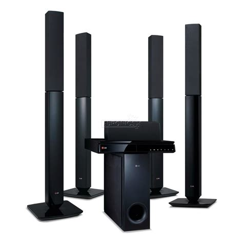 5 1 dvd home theater system lg dh6530tk
