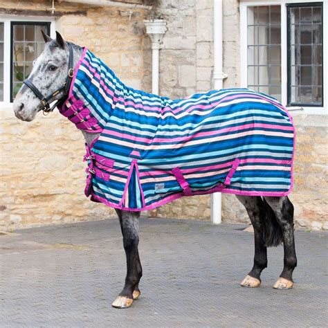 pony rugs 4 9 loveson pony stripe 200g combo turnout rug 163 58 99 blankets sheets