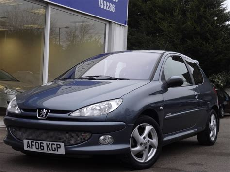 peugeot 206 sport peugeot 206 sport s for sale bury st edmunds suffolk