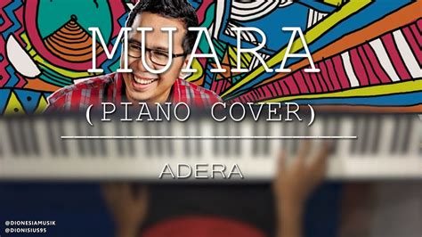 download mp3 free adera muara adera muara piano cover by dionisius youtube