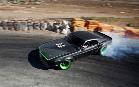 Motorrad Drift Spiele by Ford Mustang Rod Klassischen Muskelautos Rennen Drift