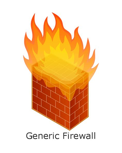 visio firewall icon symbols vector stencils library network