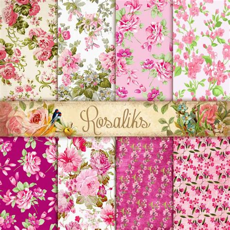shabby chic floral wallpaper gorgeous shabby chic wallpaper ideas with innovative and