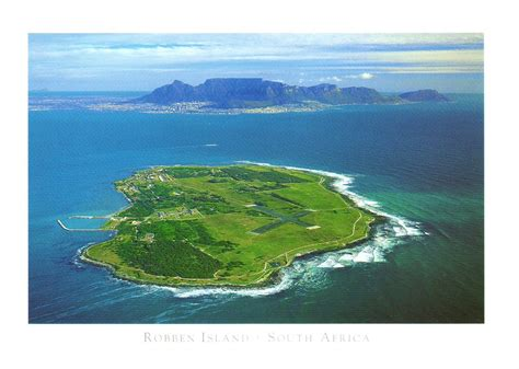 Robben Island by Moonlights Unesco Whs South Africa Robben Island