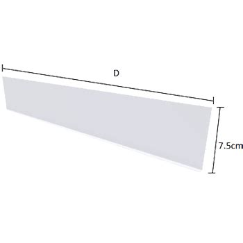Acrylic Shelf Dividers Uk by Shop Shelving Risers Dividers