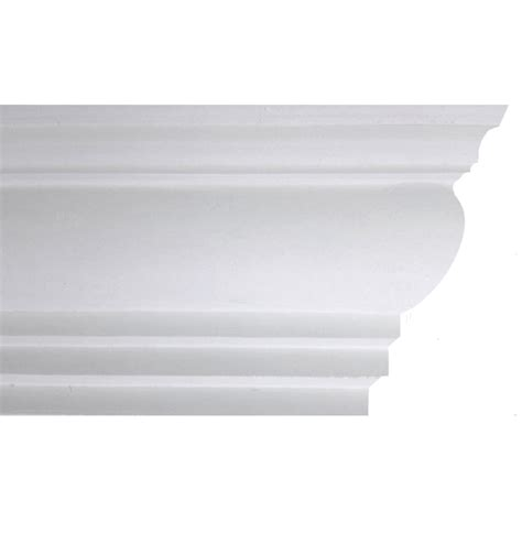 Plaster Cornice Traditional Stepped Plaster Cornice 110mm X 90mm