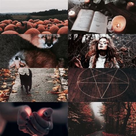 Fall Witch Season by Fall Witch Aesthetic