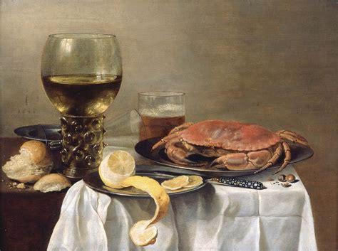 Still Still Still In Nature Morte - file pieter claesz nature morte au crabe jpg wikimedia